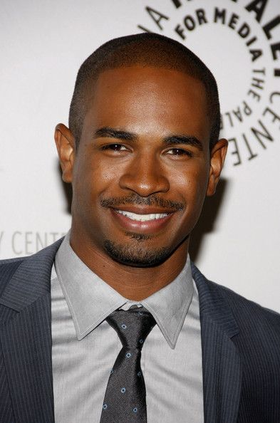 Damon Wayans Jr. - This handsome young man is a mirror image of his father.