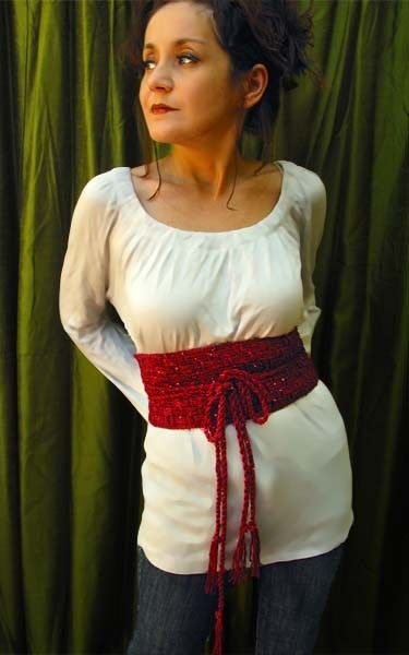 Quick Crochet - Belts & Headscarves