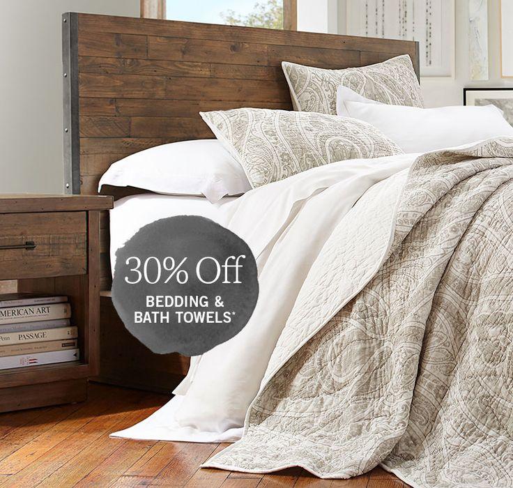 Bedding & Bath Towels Sale