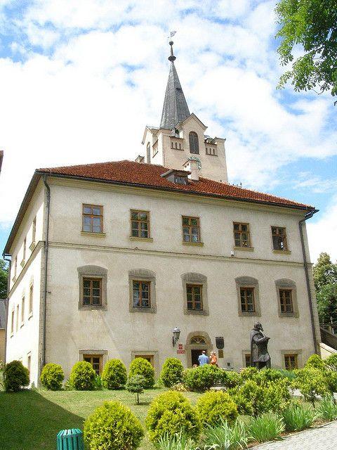 Town hall, Market Square, Nowy Wiśnicz, Poland