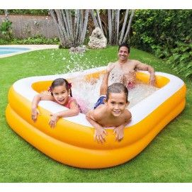 Piscina Family Rettangolare Intex 57181