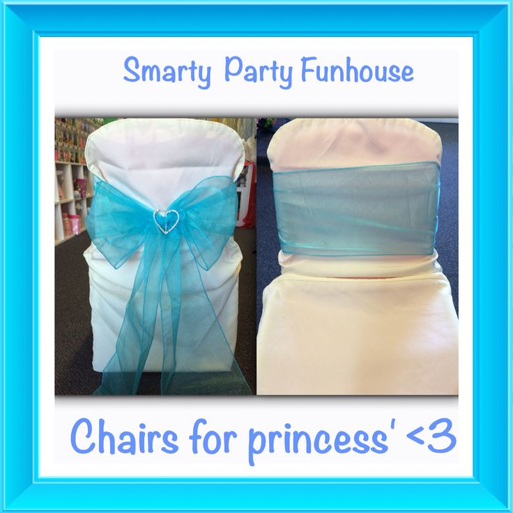 Gorgeous Frozen themed chairs