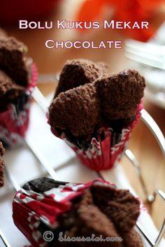 Bisous À Toi: Bolu Kukus Mekar Chocolate