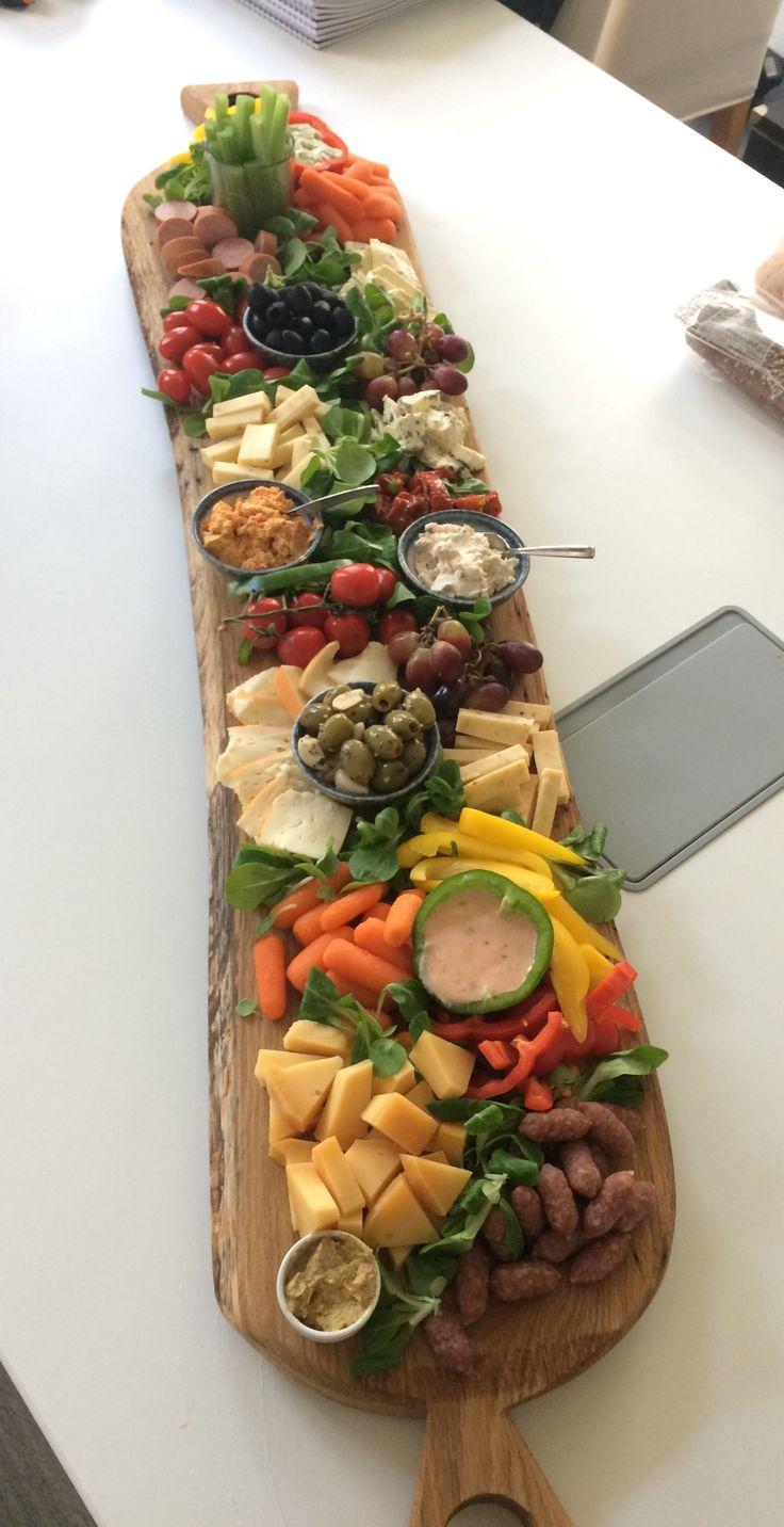 #hapjesplank #tapas #verjaardag #food