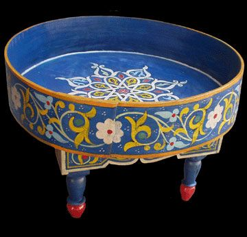 17 Best Images About Moroccan Inspired Handpainted