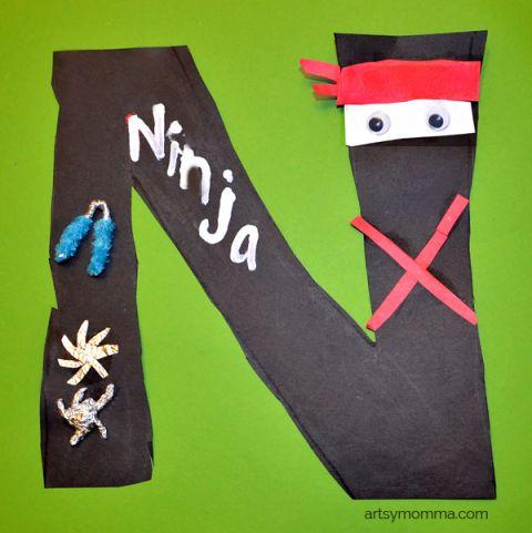 10 Best ideas about Letter N Crafts on Pinterest   Letter n ...