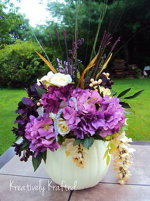 Beautiful handmade arrangement by Kreatively Krafted on eBay
