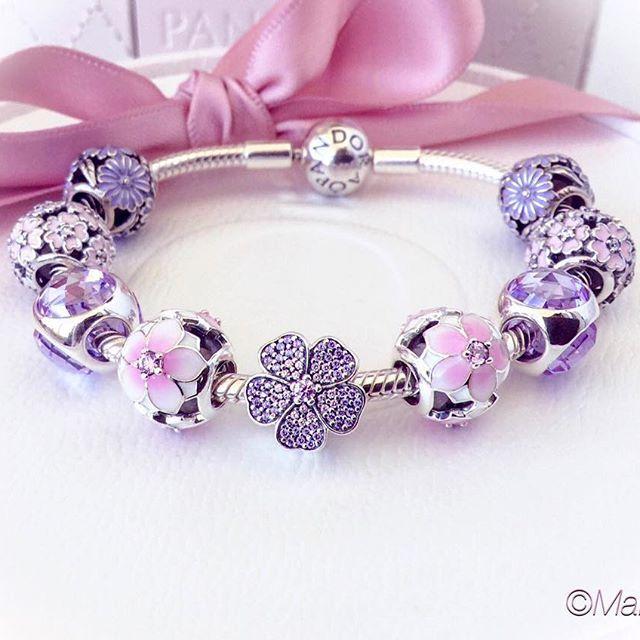 493 best Pandora Bracelet Designs images on Pinterest