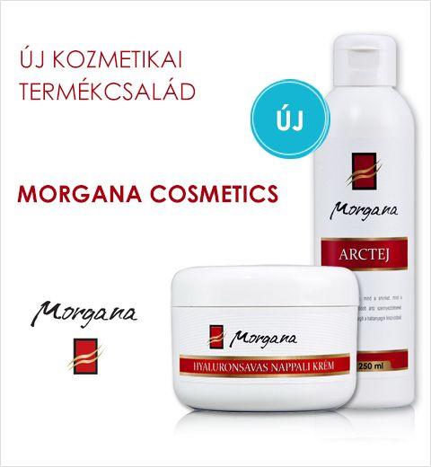 Morgana Cosmetic új termékcsalád