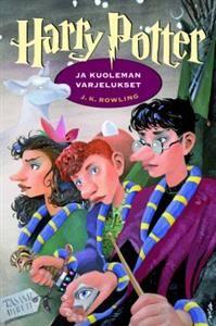 Harry Potter ja kuoleman varjelukset (Vain kovakantisena. käytetyt ok :))
