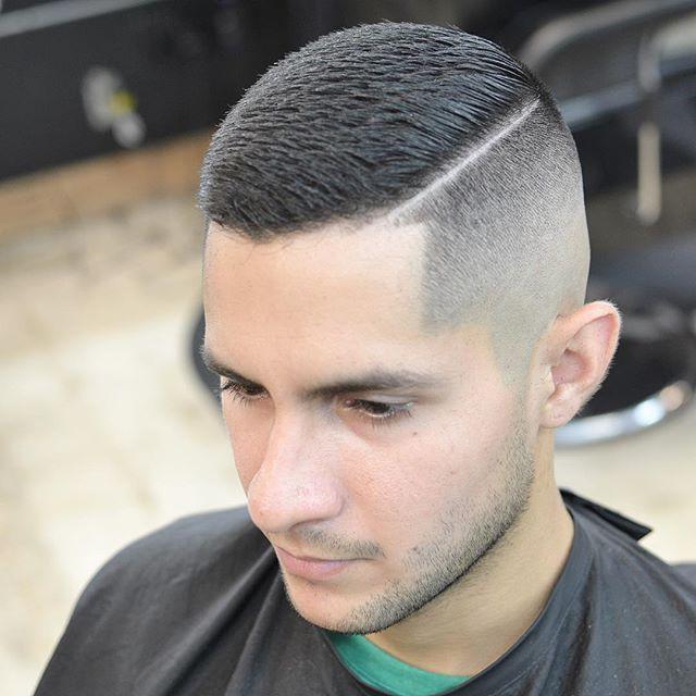 Pin En Mens Hairstyles