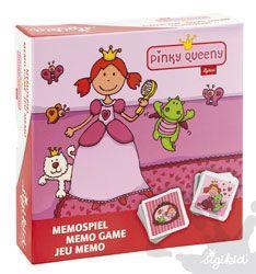 Sigikid Pinky Queeny prinsessamuistipeli