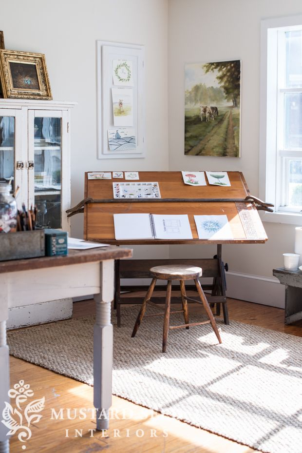 $100 craigslist drafting table | Accent chairs for living ...