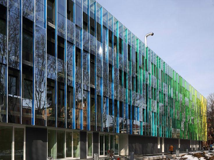 Ospedale dei bambini di Parma - Parma, Италия - 2013 - OBR Open Building Research