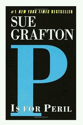 13 best sue grafton kinsey millhone images on pinterest fiction p is for peril fandeluxe Gallery