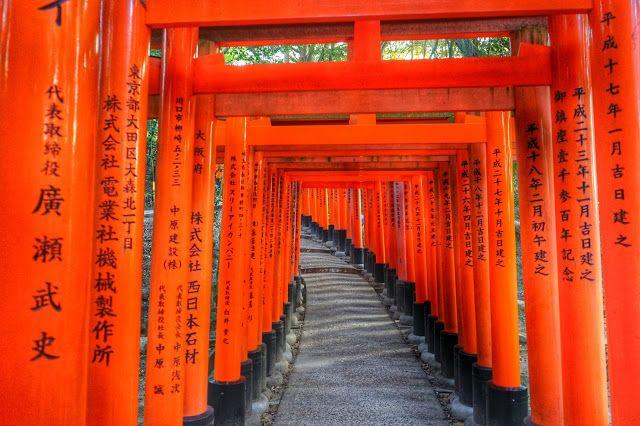 Travel Bugs: The Osaka, Kyoto and Nara Trip