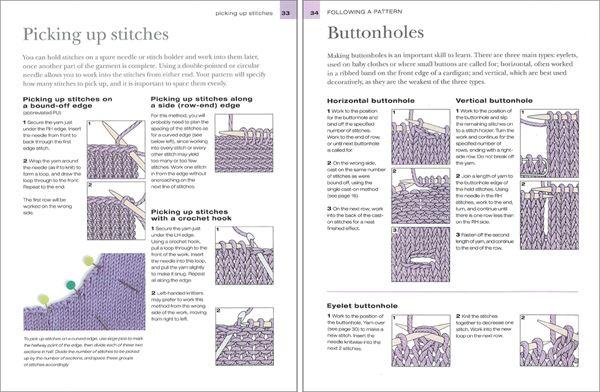 Knitting Tips By Judy Knit Stitch : Images about olika stick virktekniker m tips on