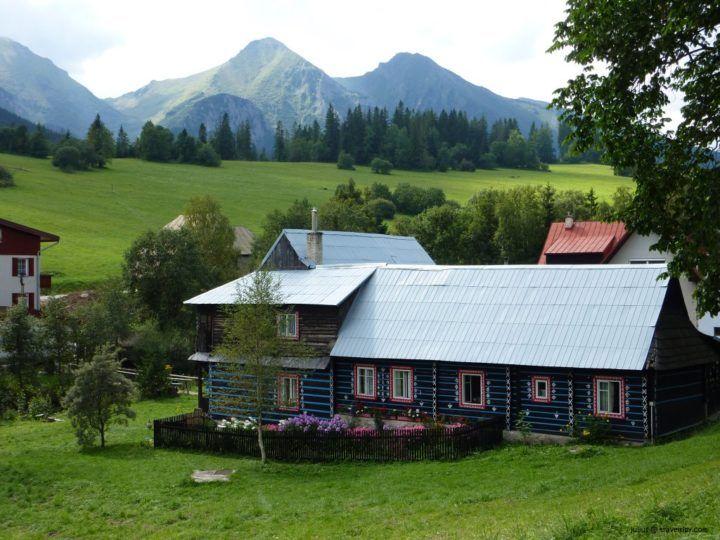 Belianske Tatry, Východné Slovensko