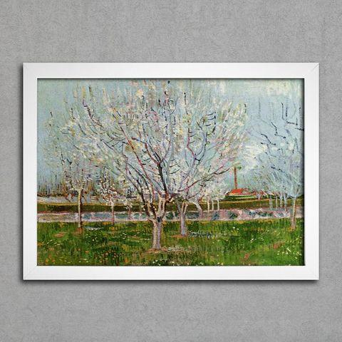 Van Gogh - Pomar em Flor