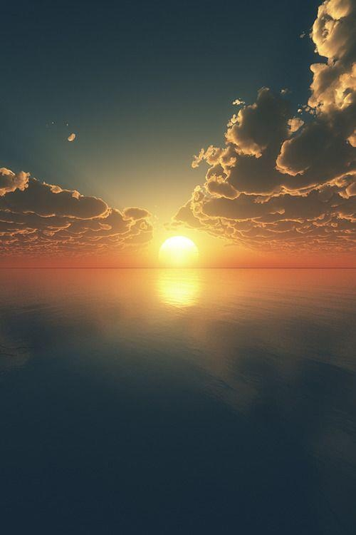 <3: Sky, The Ocean, Cars Girls, Beautiful Sunsets, Sunri Sunsets, Natural, Girls Style, Sunsets Sunri, Sunrises Sunsets