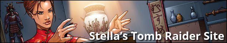 Stella's Tomb Raider Site ~ Tomb Raider timeline