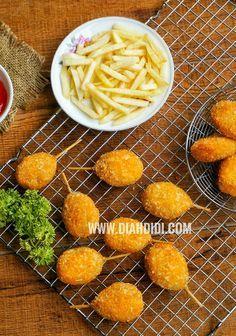 Diah Didi's Kitchen: Kaki Naga Tuna