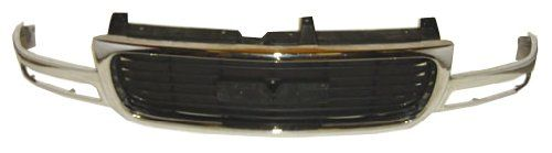 OE Replacement GMC Grille Assembly (Partslink Number GM1200430) - http://www.caraccessoriesonlinemarket.com/oe-replacement-gmc-grille-assembly-partslink-number-gm1200430/  #Assembly, #GM1200430, #Grille, #Number, #Partslink, #Replacement #2.-Exterior, #Grilles-Grille-Guards, #Grilles-Grille-Guards