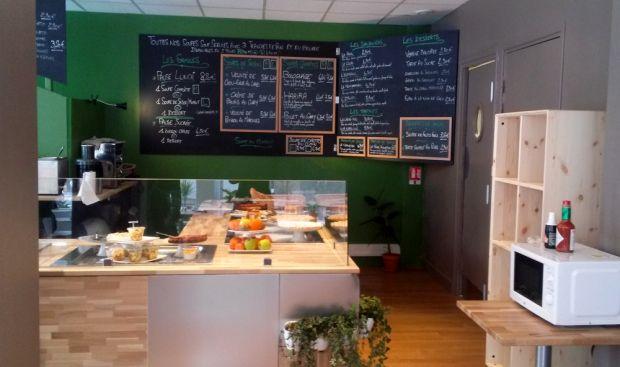 Seasons café - Bar à soupes - rue de l'hopital militaire