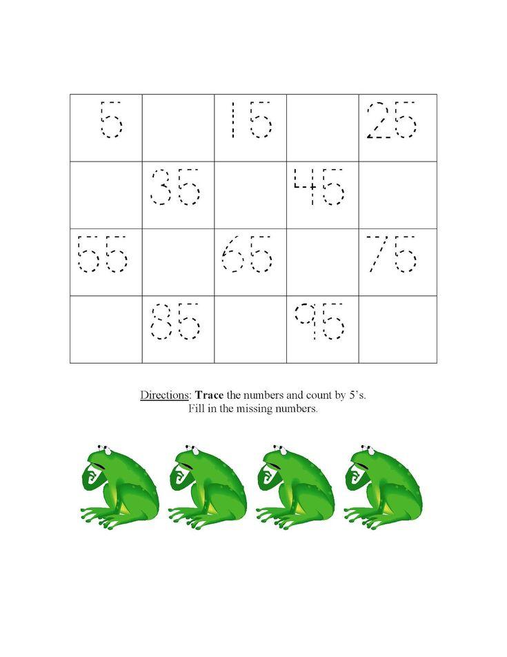 De 163 bästa Math Worksheets for Kids-bilderna på Pinterest