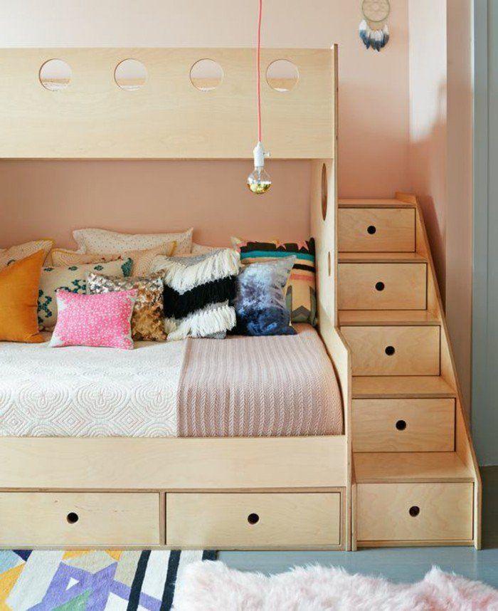 Best 25+ Lit mezzanine ado ideas on Pinterest   Agencement chambre ...