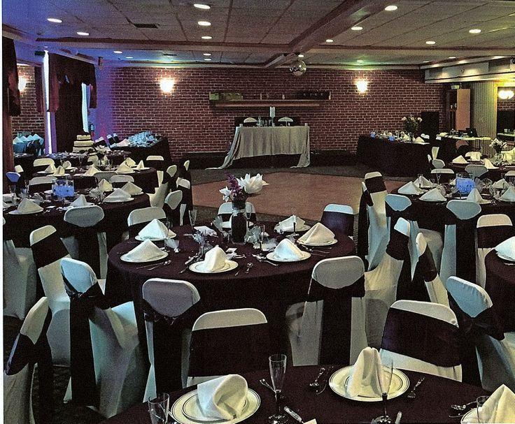 Banquet Hall Palms Room
