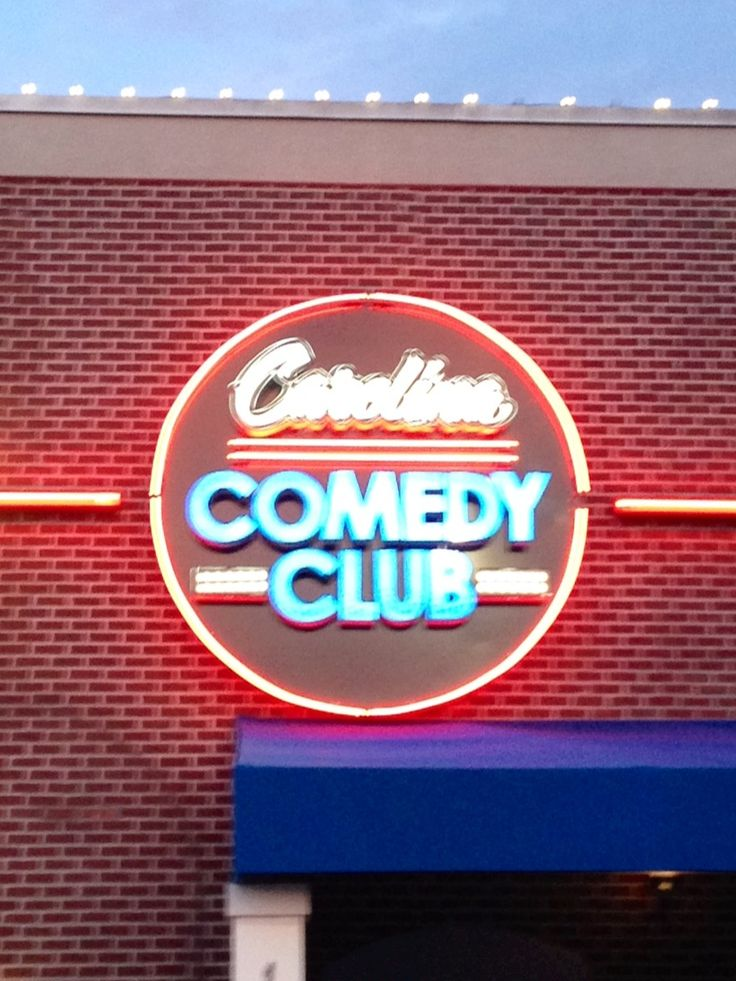 Carolina Comedy Club in Myrtle Beach, SC..