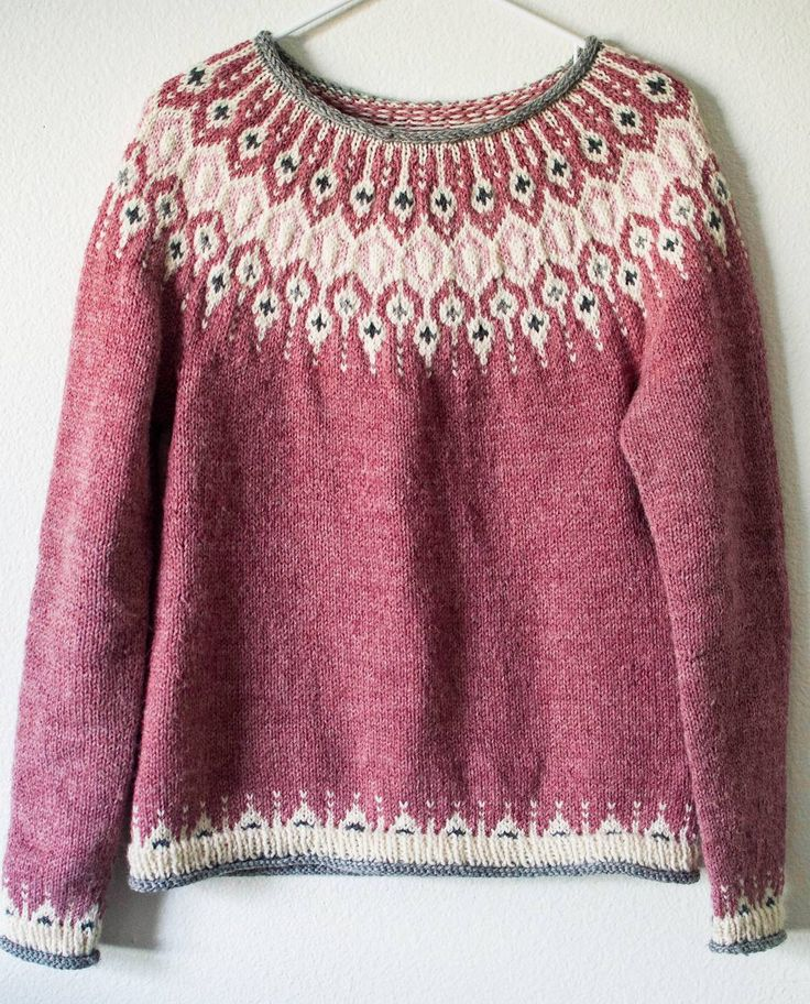 1,173 отметок «Нравится», 33 комментариев — Jenn Steingass (@knit.love.wool) в Instagram: «How about this pink Telja knit by Dawn @dawn_dreamcatcherphotography? That pink I need a pink…»