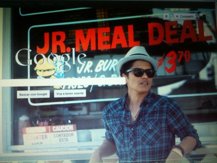 Bruno Mars!!! Ilike