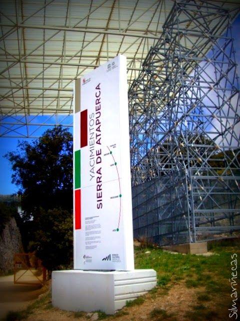 Lugares de interés: Yacimiento de Atapuerca - Burgos.