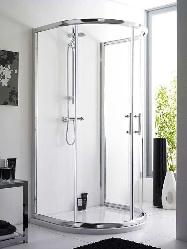 14 best Shower trays & enclosures images on Pinterest | Shower ...