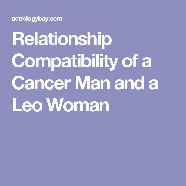 cancer leo compatibility relationship