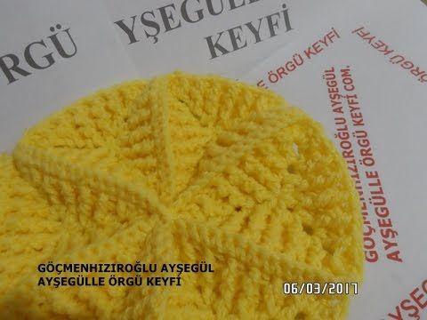 farklı ve güzel bir battaniye modeli motifi yapılışını anlattık, eminim sizlerde yaparken çok zevk alacaksınız web: http://aysegulleorgukeyfi.com/ facebook: ...