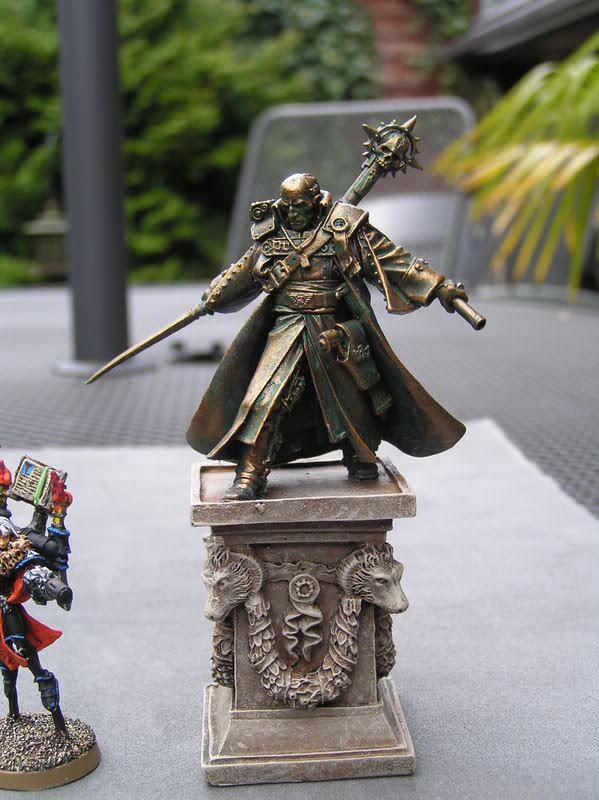 terrain statue