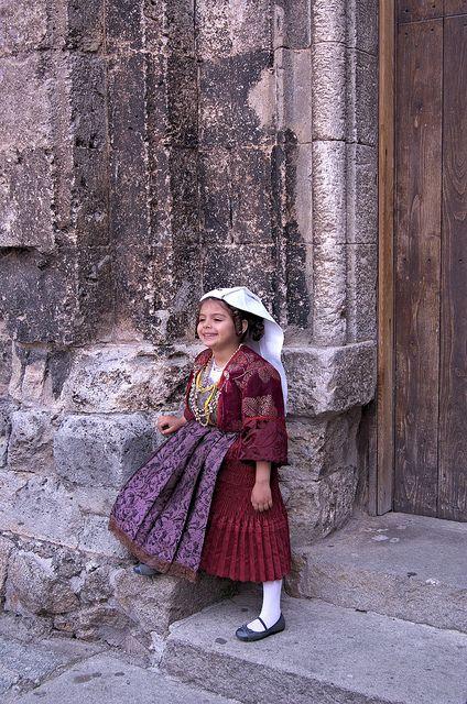 La Pacchiana/ Calabria costume