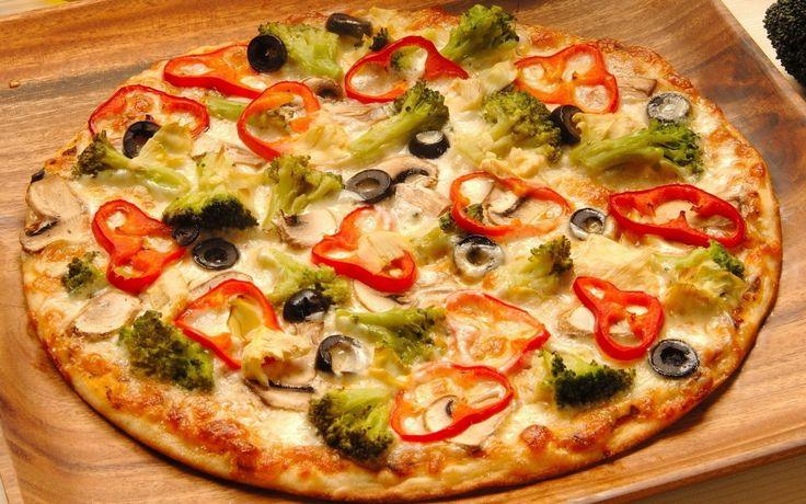 Вегетарианская пицца заказать в уфе