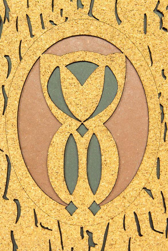 #eco #ecofriendly #texture #decoration #materials #maker #cork #paper #organic #hemp For more detail visit our site www.silviamassace...
