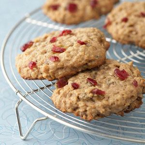 Banana Oatmeal Breakfast Cookie - Substitute these low-fat, whole grain cookies for a sugary pastry at breakfast and you'll feel more energized. They make a great snack, too.