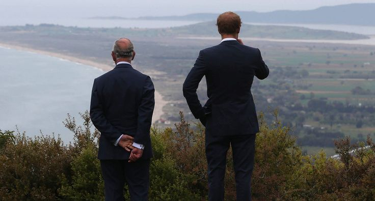 Prince Harry Photos: Gallipoli Campaign Centenary: The Commemorations, April 25