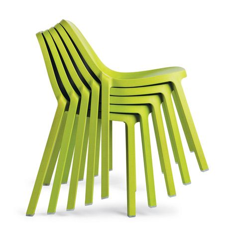 Broom Chair by Philippe Starck for EmecoTop 25  best Stacking chairs ideas on Pinterest   Stackable chairs  . Green Plastic Stack Chairs. Home Design Ideas