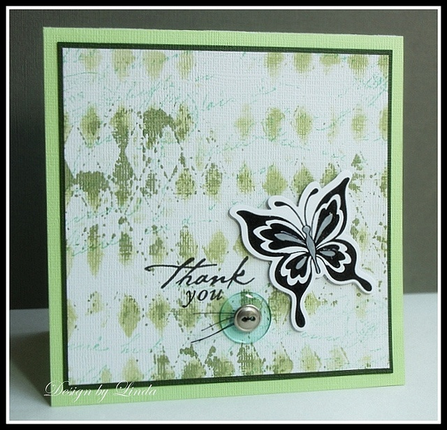 Thank You card by lbpost20, via Flickr