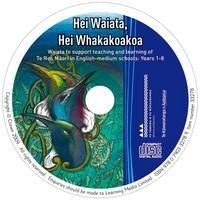 Hei Waiata, Hei Whakakoakoa has been developed to support the teaching and learning of te reo Māori in English-medium schools. It has been aligned with Te Aho Arataki Marau mō te Ako i Te Reo Māori – Kura Auraki / Curriculum Guidelines for Teaching and Learning Te Reo Māori in English-medium Schools: Years 1–13.