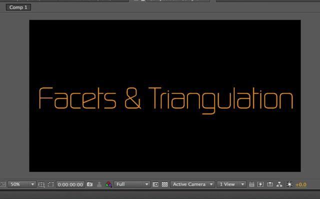 Plexus 2 Faces and Triangulation Tutorial on Vimeo