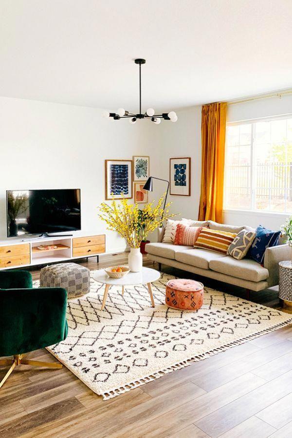 Burrard Seasalt Gray Sofa Living Room Furniture Boho Living