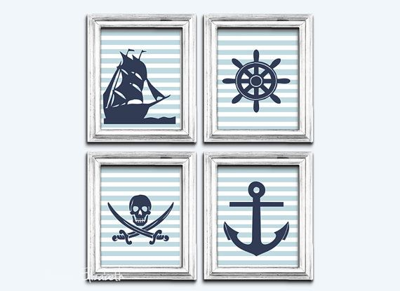 Hey, I found this really awesome Etsy listing at http://www.etsy.com/listing/127927250/pirate-children-art-print-nautical